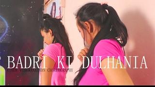 Badri Ki Dulhania  ,Varun, Alia,  New Dance choreography by vivek vishwanathan @ LiveToDance