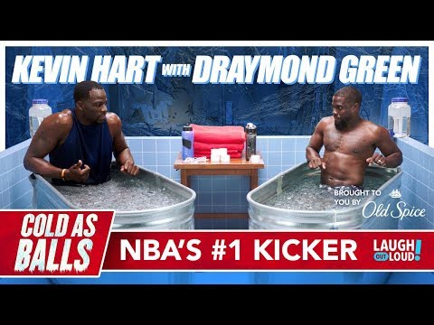 Kevin Hart  Draymond Green on Kevin Durant to Golden State  Cold as Balls  Laugh Out Loud Network