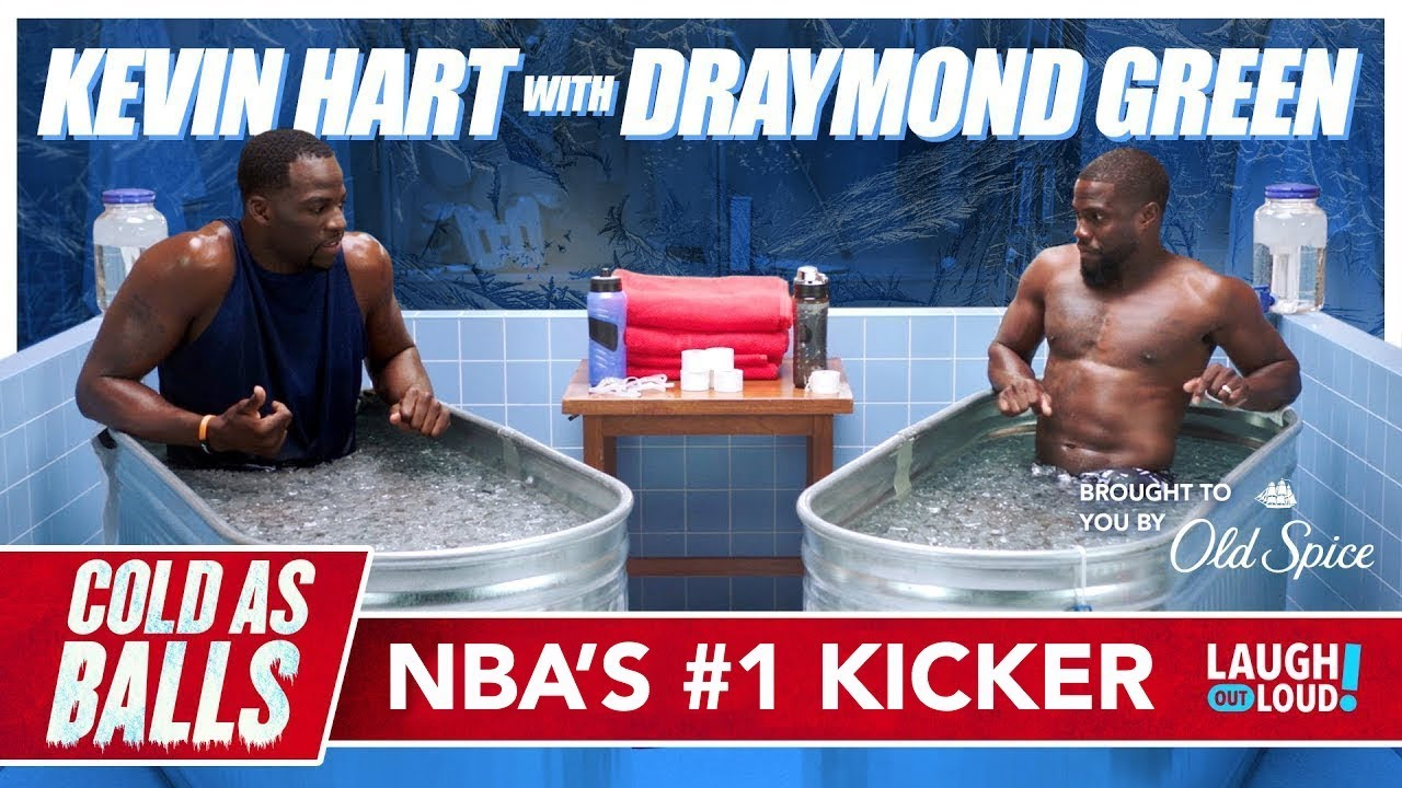 Kevin Hart + Draymond Green on Kevin Durant to Golden State | Cold as Balls | LOL Network