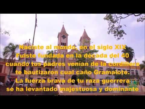 Himno Villavicencio con letra