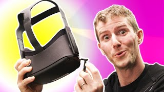 The Best VR Headset... got BETTER!?