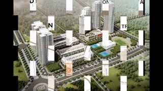 Chung cư Hải Đăng City, ngã tư Hàm Nghi - Lê Đức Thọ (HD MOON)