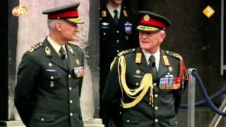 Afscheid van de Generaal - Commandowisseling Commandant der Strijdkrachten