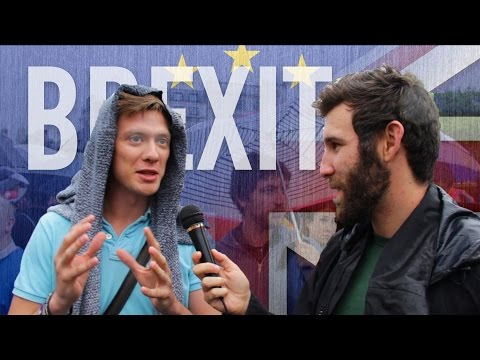 How To Explain Brexit To An American | Ross Everett