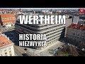 #Wertheim ocalona legenda. Największy dom towarowy, dziś  #Renoma #PDT #Pedet