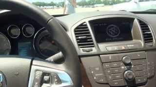2011 Buick Regal Turbo GM Test Drive