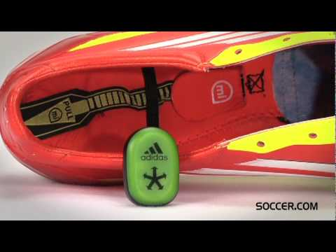 8280ea5267f adidas F50 adizero (Leather) - High Energy Electricity White - YouTube