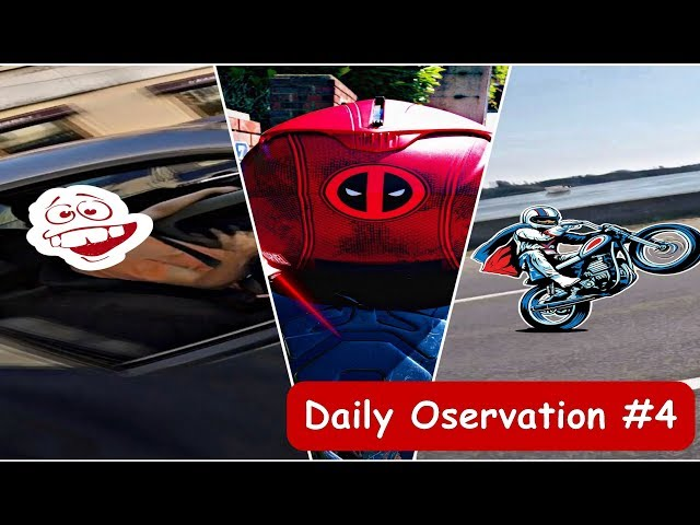 Daily Observation #4 : Les mamies sont de sortie '_'