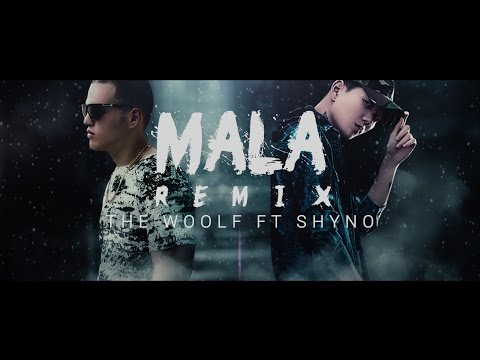 The Woolf - Mala Remix ft Shyno [Official Lyric Video]
