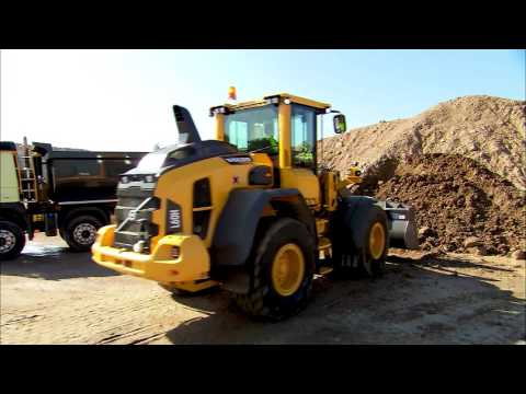 Video Walkaround Volvo Wheeled Loader L60H L70H L90H