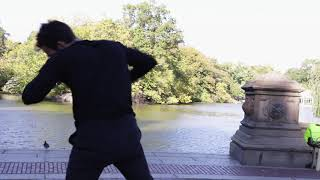 iyouuswe II_ Five Solos by WHITE WAVE Dance @ Central Park