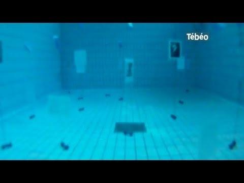 Exposition de photos sous l 39 eau la piscine de landerneau for Piscine landerneau