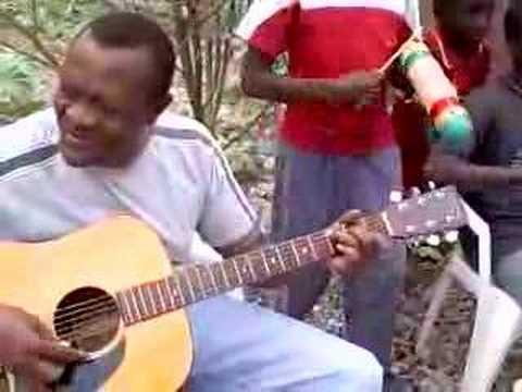 Haiti Mission 2008: Afternoon Jam