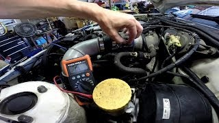 300zx Throttle Position Sensor Repair