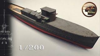 строим Корабль из Бумаги ч.2  Изучил новую Технологию