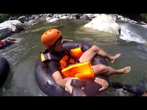 Antique: Extreme Water Tubing & Kawa Hot Bath!!