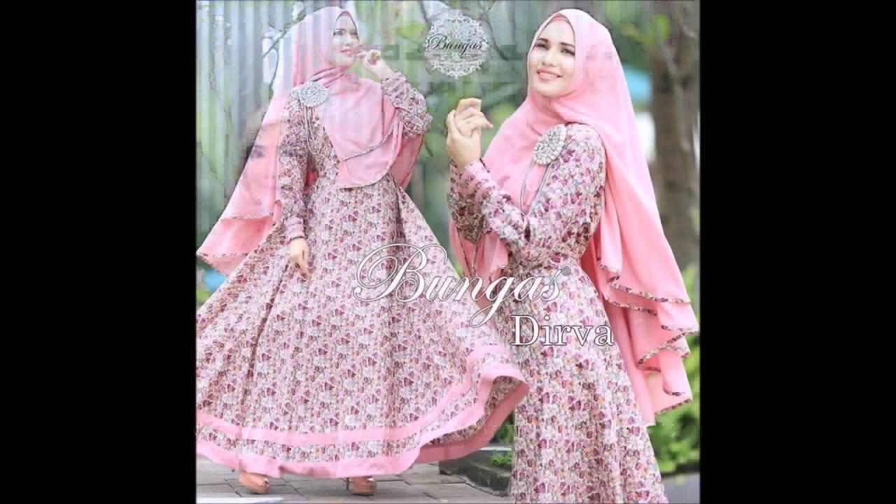 distributor baju muslim murah bandung - YouTube