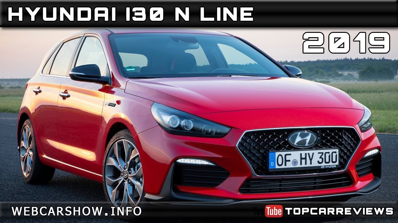 2019 hyundai i30 n line review rendered price specs release date rh youtube com