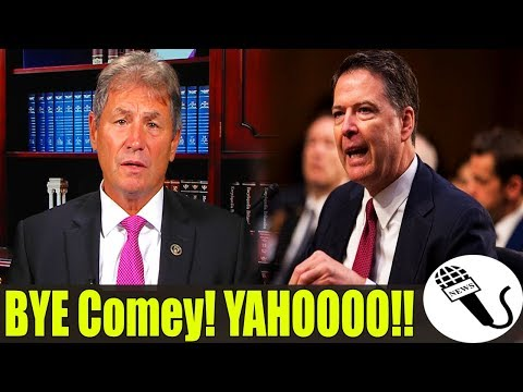 THEY FOUND EVERYTHING!! Comey IS SHAKING IN FEAR As Ex-FBI Assistant Director Just RELEASED THIS!!