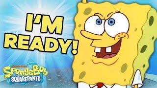 """Every Time SpongeBob Says """"I'M READY"""" Ever❗️"""