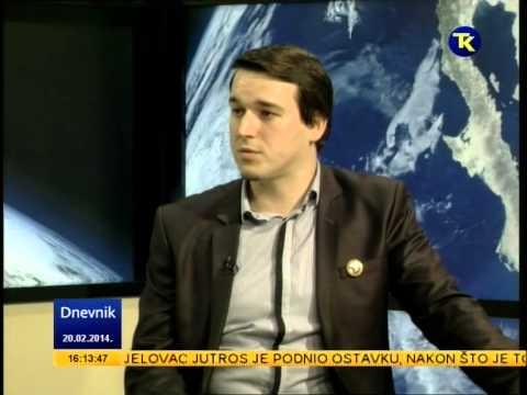 Razgovor o trenutnoj ekonomskoj situaciji u TK (RTVTK)