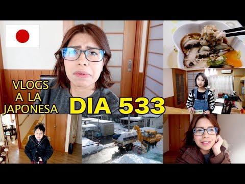 El Semen es Manjar + Piedad al PTA JAPON - Ruthi San ♡ VLOGS DIARIOS 16-02-18