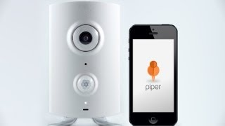 Piper: Smart, elegant security and home automation