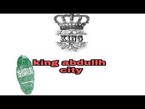 King abdula city KAFD SAUDI ARAB