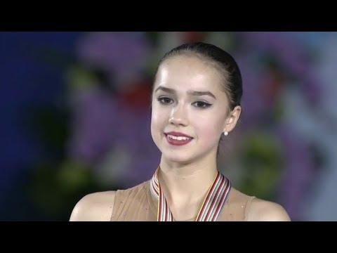 Alina Zagitova World Junior Champs 2017 FS VC A
