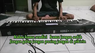 Download Cover Goyang 2 Jari Karaoke Dangdut Koplo Sampling Keyboard Mp3