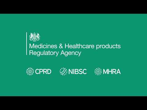 Pharmacovigilance requirements for UK authorised products from 1 January 2021 Webinar