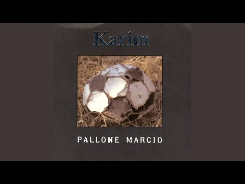 Pallone Marcio (Karaoke Version)