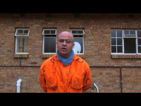 Pollsmoor Prison  Workshop in playwriting