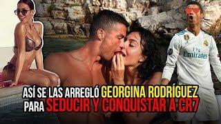 Así se las arregló Georgina Rodríguez para seducir y conquistar a CR7