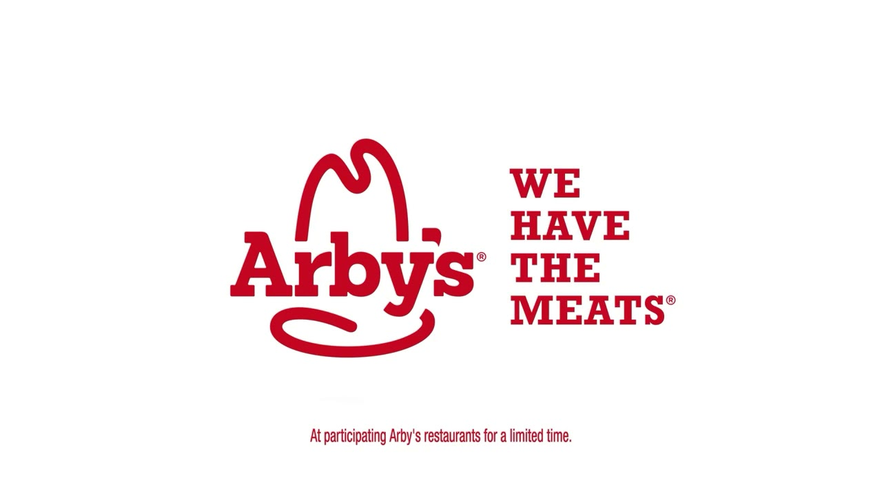 arby s logo we have the meats sound effect youtube