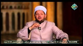 بالفيديو.. «داعية إسلامى» يكشف سر بكاء «ابن عمر» من سورة «المطففين»