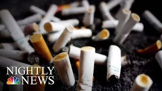 Big Tobacco Finally Tells The Truth In Court-Ordered Ad Campaign | NBC Nightly News