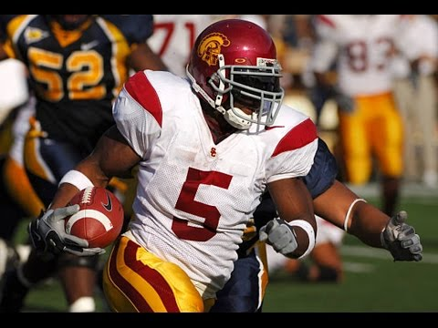 Most Exciting Player In Usc Football History Rb Regg