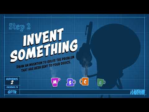 Streaming the Jackbox party pack 5 with viewers |