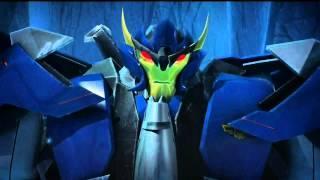 TFP: Antarctic Relic : Optimus Prime vs Dreadwing