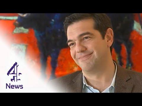 Alexis Tsipras interview: we want debt relief and the Elgin Marbles
