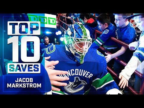 Top 10 Jacob Markstrom saves from 2018-19