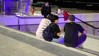 """""""Two Church-going Firefighters responded"""" Gold Coast Evangelism 30 August 2013"""