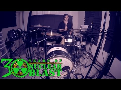 GHOST BATH - Studio Drum Session With Guitars (NEW SONG TEASER: AMBROSIAL)