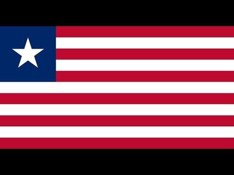 Флаг Либерии.