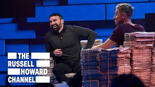 Ant Middleton Talks Testing Piers Morgan & Liam Payne | Full Interview | The Russell Howard Hour