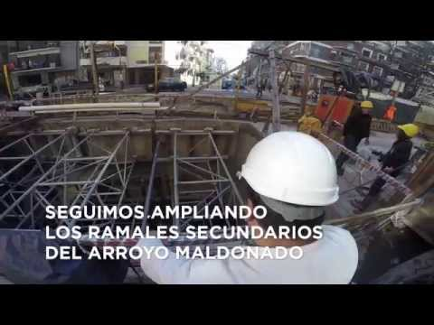 Ramales secundarios - Arroyo Maldonado