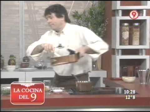 Pescado al roquefort con papas y vegetales 3 de 3 for Cocina 9 ariel rodriguez palacios facebook