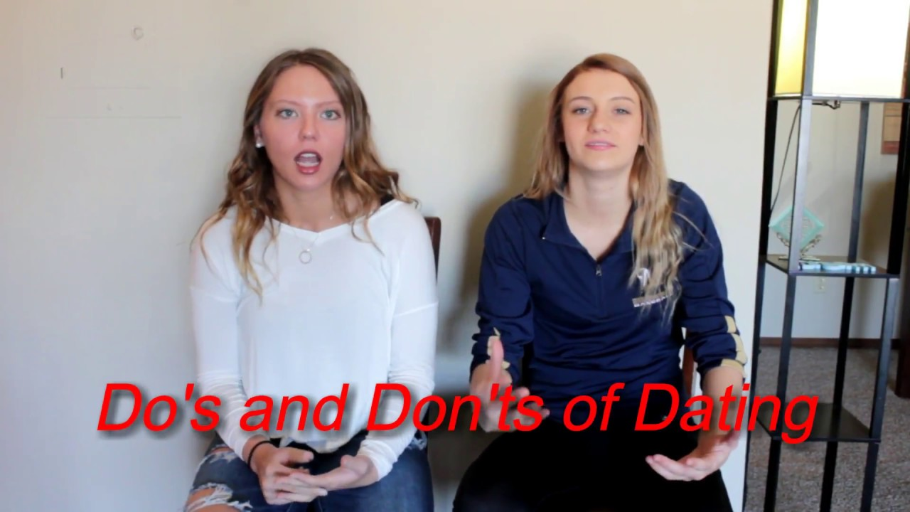 do and donts of dating