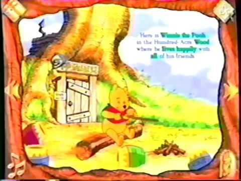 Disney Interactive Pocahontas The Lion King Winnie The